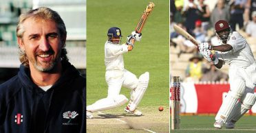 Jason Gillespie picks the toughest batsmen between Sachin Tendulkar and Brian Lara