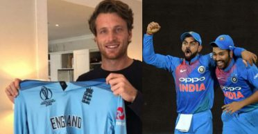 Jos Buttler asks Kohli, Rohit, De Villiers among others to retweet his post on auctioning the 2019 WC jersey