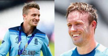 England star Jos Buttler recalls his first interaction with 'idol' AB de Villiers