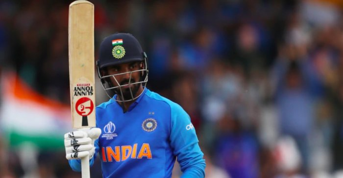 KL Rahul donates his cricketing equipment to raise funds for vulnerable children