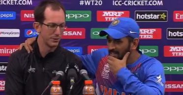 Throwback: When MS Dhoni trolled an Australian journalist who asked for his retirement plans – WATCH