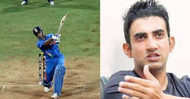 Gautam Gambhir fumes at ESPNcricinfo for sharing picture of MS Dhoni's six on the anniversary of India's 2011 WC triumph