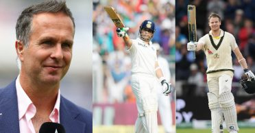 Michael Vaughan picks his all-time XI