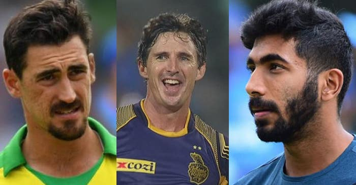 Brad Hogg picks Starc, Bumrah among top 5 yorker specialists in world cricket