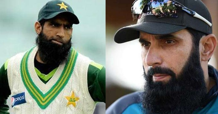 Mohammad Yousuf slams PCB for appointing Misbah ul Haq in dual role of coach and selector