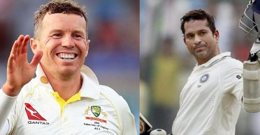 Peter Siddle reveals his all-time opponent XI, includes two Indians