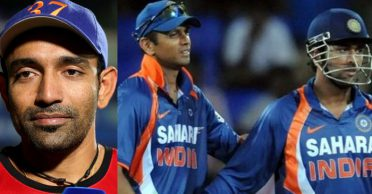 Robin Uthappa picks the best captain he has played under and its neither Dravid nor Dhoni