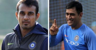 Siddarth Kaul names the three greatest finishers in international cricket