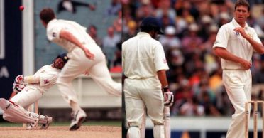 Sachin Tendulkar reveals how he patiently coped up with Glenn McGrath's spell in 1999 Adelaide Test