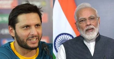 Shahid Afridi blames Modi government for the impossibility of Indo-Pak bilateral series