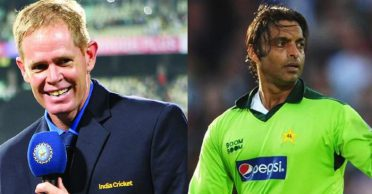 Shaun Pollock opens up on counting the number of overs left in Shoaib Akhtar's spell in fear