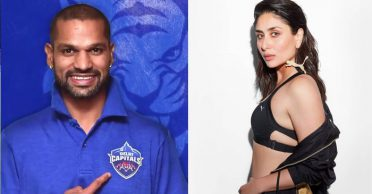 Shikhar Dhawan names his favourite Bollywood actresses, Kareena Kapoor among the two