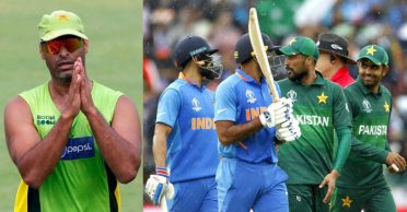 Shoaib Akhtar moots ODI series between India and Pakistan to raise funds for COVID-19 relief