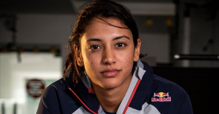 Smriti Mandhana, India Women Cricketer