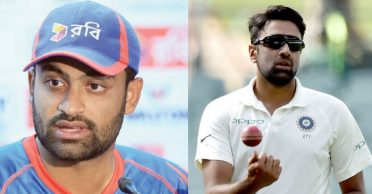 Tamim Iqbal names R Ashwin among the three toughest bowlers he has faced in international cricket