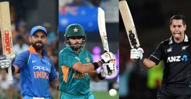 Top 5 batsmen with most runs in international cricket since January 2017
