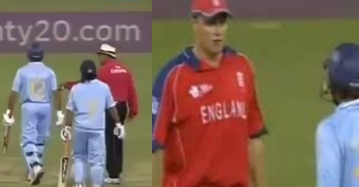 Yuvraj Singh reveals his conversation with Andrew Flintoff before hitting six sixes off Stuart Broad