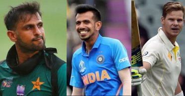 Shoaib Malik or Steve Smith? Yuzvendra Chahal picks between the better player of spin