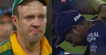 6 instances when cricketers broke down on the field