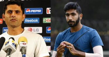 Abdul Razzaq takes a U-turn over his 'baby bowler' comment for Jasprit Bumrah
