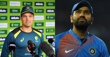 Alex Carey picks his combined India-Australia T20I XI; snubs Rohit Sharma