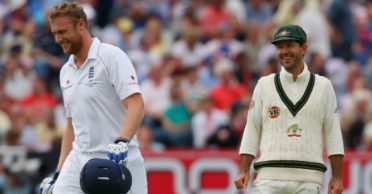 'Can never forget Ricky Ponting sledging me' : Andrew Flintoff looks back at the 2005 Edgbaston Test