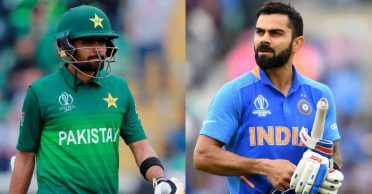 Comparison of salaries between centrally contracted players of Pakistan and India