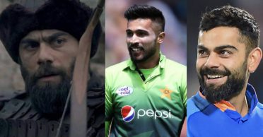 'Brother, is it you?' Mohammad Amir amused after spotting Virat Kohli's lookalike in a Turkish TV series