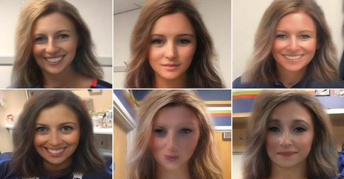 England men cricketers, gender swap filter