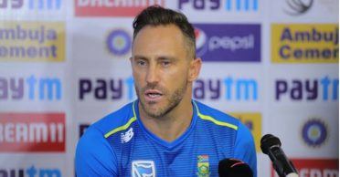 Faf du Plessis breaks silence on the reason for stepping down as South Africa captain