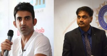 Gautam Gambhir hits out at MSK Prasad for his '3D' comment after dropping Ambati Rayudu from the Indian team