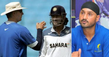 Harbhajan Singh takes a jibe at Greg Chappell over MS Dhoni comments