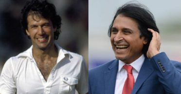 Ramiz Raja reminisces the time Imran Khan taunted about him for dropping Gordon Greenidge's catch