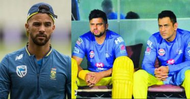 JP Duminy leaves out MS Dhoni and Suresh Raina in his all-time IPL XI