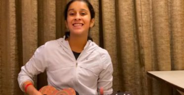 WATCH: Jemimah Rodrigues impresses everyone with her 'singing avatar'