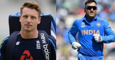 """""""He has always been a big idol of mine"""": Jos Buttler heaps praises on MS Dhoni"""