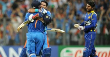 Kumar Sangakkara opens up about the smile on his face after losing 2011 World Cup final