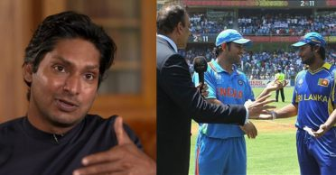 Kumar Sangakkara reveals why MS Dhoni asked for another coin toss in 2011 World Cup final