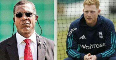 Michael Holding demolishes Ben Stokes for questioning MS Dhoni's intent against England in 2019 World Cup