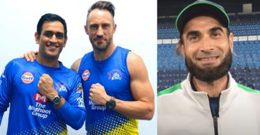 Who's sexier: MS Dhoni or Faf du Plessis? Imran Tahir responds