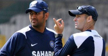 Former India coach Gary Kirsten opens up on MS Dhoni's retirement issue