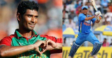 'I am his huge fan…': Mahmudullah opens up about trying to emulate MS Dhoni's style of batting
