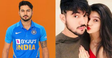 """""""I have five girlfriends in my bag but only 1 in real life"""" : Manish Pandey opens up about the love for his bats"""