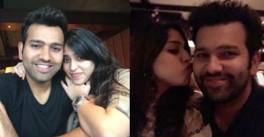 Rohit Sharma receives adorable birthday wish from wife Ritika Sajdeh