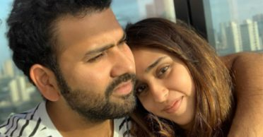 Rohit Sharma posts an emotional message for wife Ritika on Instagram