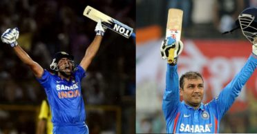 Rohit Sharma reveals who backed him to break Virender Sehwag's record during his maiden ODI double-ton