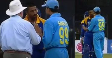Russel Arnold reminisces his fierce conversation with Sourav Ganguly during 2002 Champions Trophy Final
