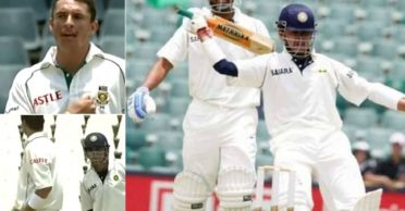 Sreesanth reveals why he put on dancing shoes after hitting Andre Nel for a six