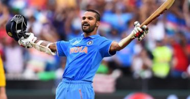 Shikhar Dhawan opens up about the incident when he got sledged by Pakistan fans