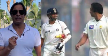 Shoaib Akhtar reveals why he launched a barrage of bouncers at Sachin Tendulkar in 2006 Faisalabad Test